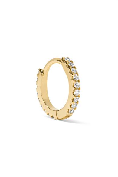 Maria Tash - 18-karat Gold Diamond Earring - one size