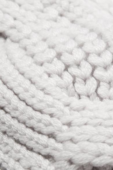 871baf4ab Cable-knit cashmere headband