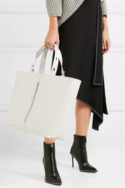 Betty large leather tote
