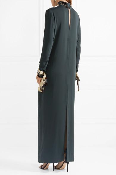 Malene birger lace maxi dress