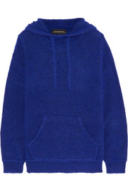 Sibvil knitted hooded sweater