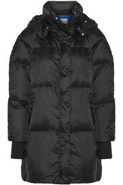 Tumelo quilted-shell down coat
