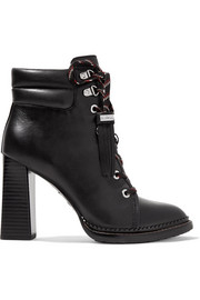 Sam Edelman Sondra lace-up leather ankle boots