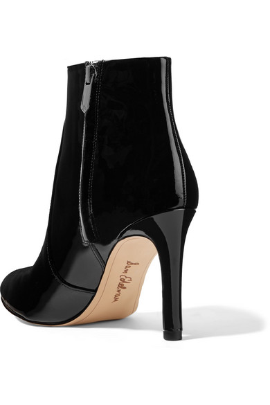 0d826910a218b1 Sam Edelman. Olette patent-leather ankle boots. £45. Zoom In