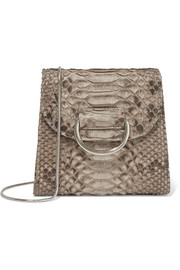 D Tiny Box python shoulder bag