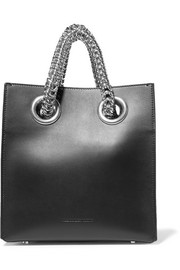 Alexander Wang Genesis Shopper leather tote