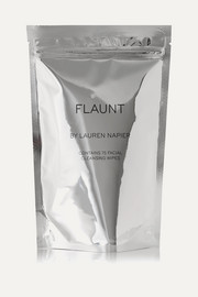 The Flaunt Package - Facial Cleansing Wipes x 15