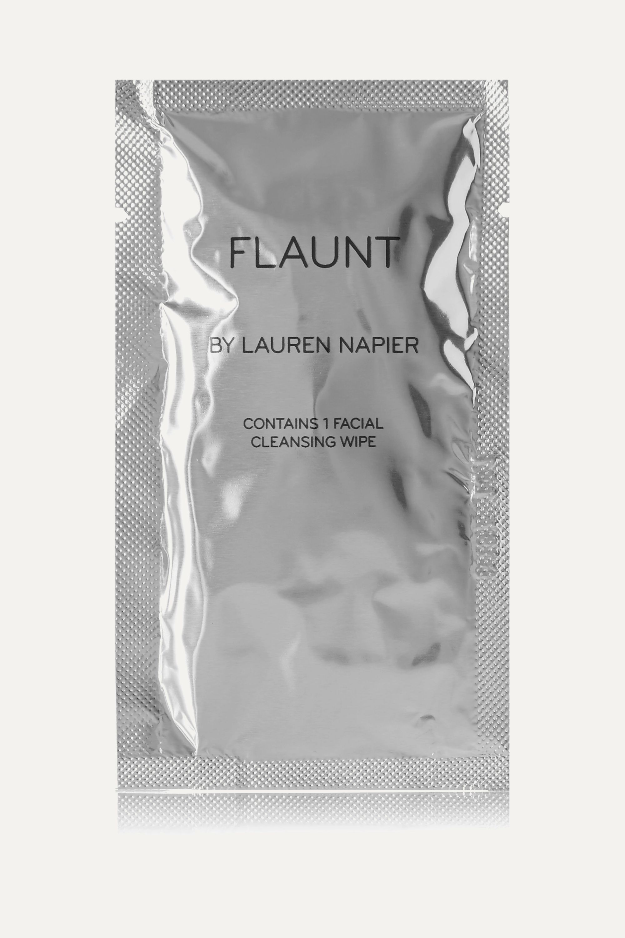 Lauren Napier Beauty The Flaunt Package - Facial Cleansing Wipes x 50