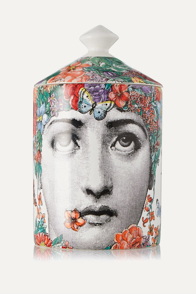 FORNASETTI Fior Di Lina Scented Candle, 300G in Colorless