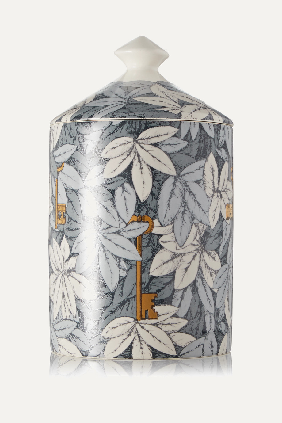 Fornasetti Foglie scented candle, 300g