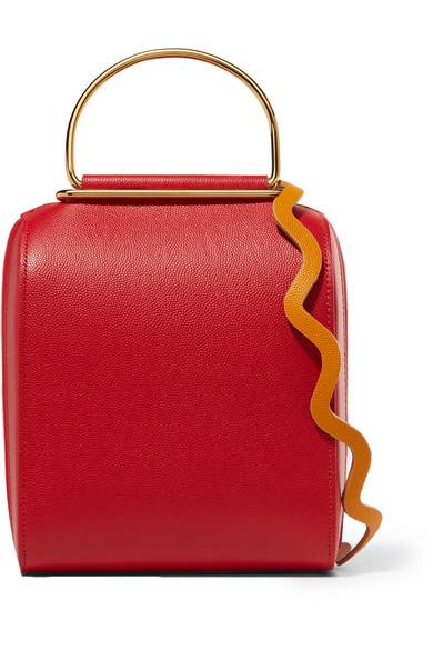 Roksanda - Besa Textured-leather Shoulder Bag