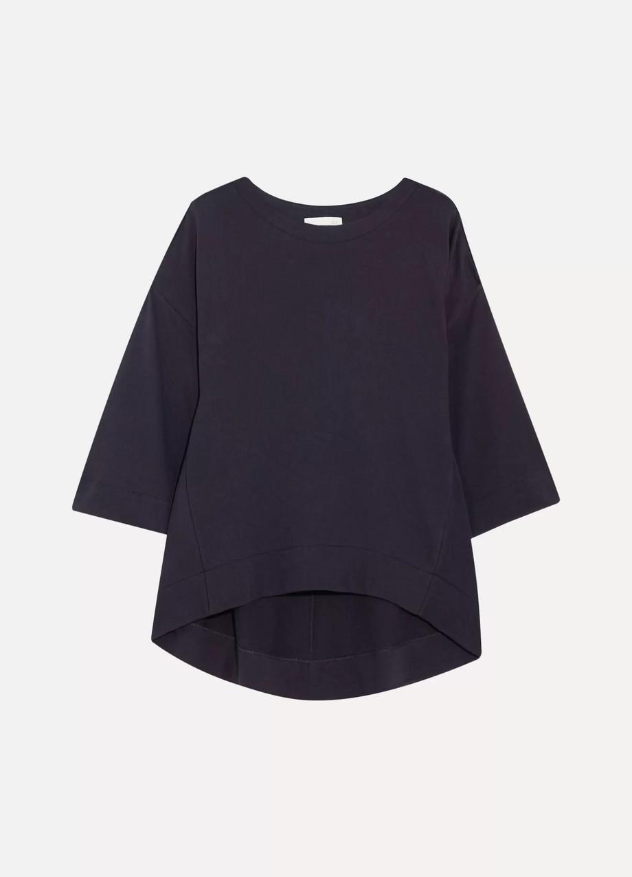 Skin Letita Pyjama-Oberteil aus Bio-Pima-Baumwolle