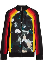 Nalani printed stretch jacket