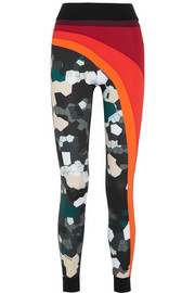 Kala printed stretch leggings