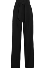 Michelle Mason Crepe wide-leg pants