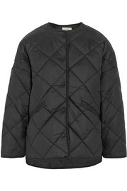 Dublin quilted shell jacket