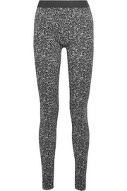 Cluster jacquard leggings