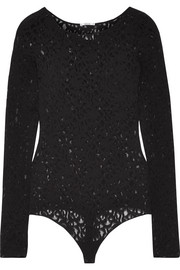 Wolford Arabesque stretch-lace bodysuit