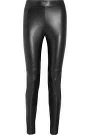 Estella faux leather leggings