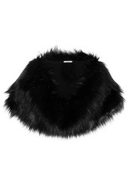 Wolford Faux fur collar