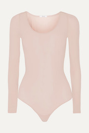 Wolford Buenos Aires stretch-jersey thong bodysuit