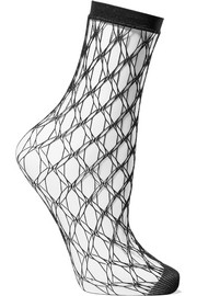 Falke Fishnet socks