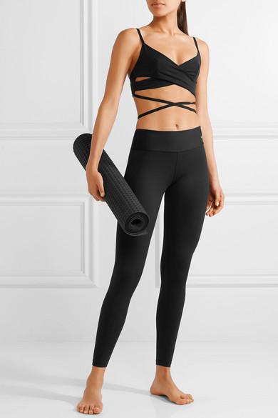 Bodyism Octavia Leggings aus Stretch-Material