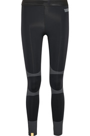 Monreal London Action reflective stretch-jersey leggings