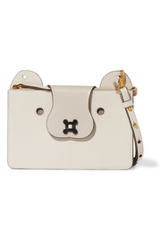 Anya Hindmarch Husky leather shoulder bag