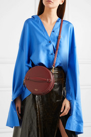 Mulberry Trunk small leather shoulder bag