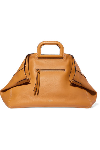 34c2a30fa91d Mulberry Brimley Leather Tote