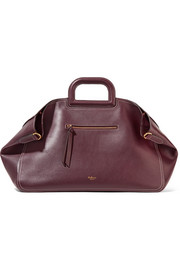 Brimley leather tote