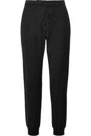 Chinti and Parker Wool-blend track pants