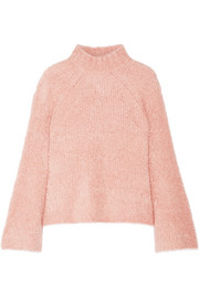 Amina wool-blend turtleneck sweater