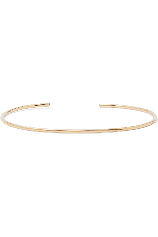 Jennie Kwon Designs Equilibrum 14-karat gold diamond cuff