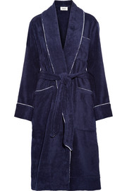 Altman cotton-terry robe
