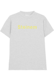Lee printed cotton T-shirt