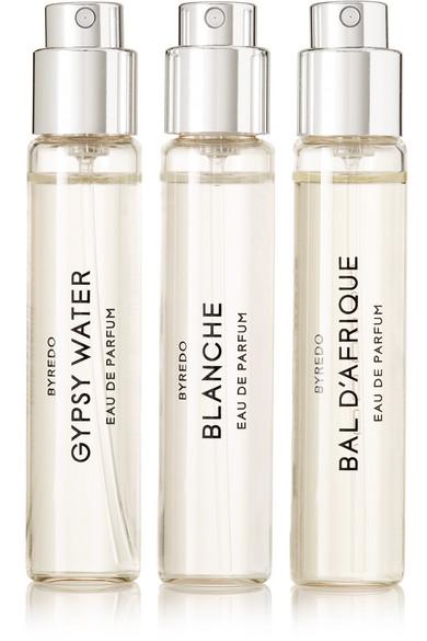 Byredo - La Sélection Nomade Set Eau De Parfum - Bal D'afrique, Blanche & Gypsy Water, 3 X 12ml