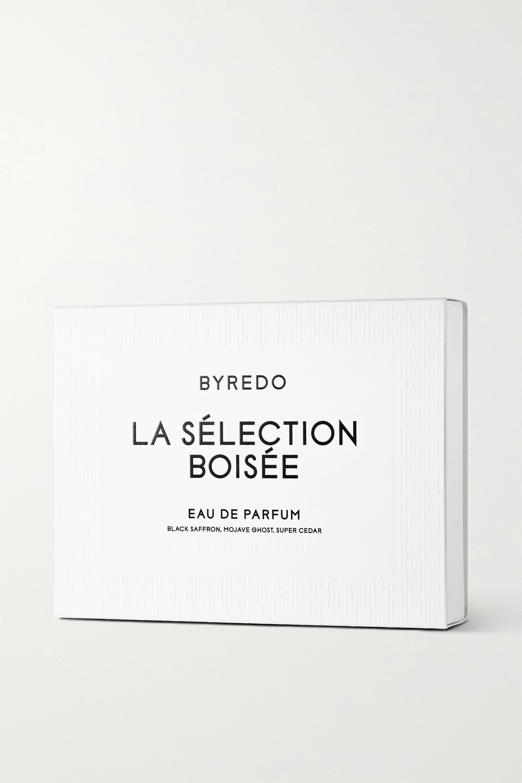 Byredo Eau de Parfum - La Sélection Boisée, 3 x 12ml