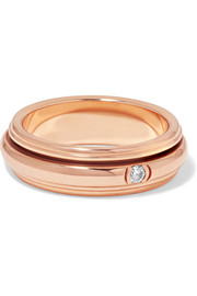 Possession 18-karat rose gold ring