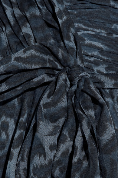 de51ba8991aa Rebecca Taylor. Chase Me puma-print dress.  177. Zoom In