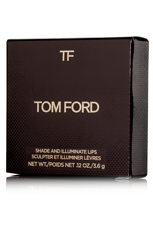 TOM FORD BEAUTY Shade & Illuminate Lips - Impulse