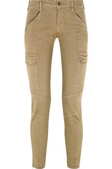 J BrandHoulihan low-rise skinny cargo pants