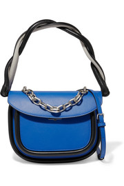 Marni Titan leather shoulder bag