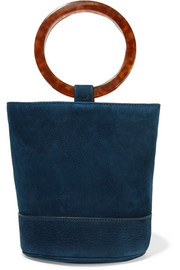 Bonsai 20 nubuck bucket bag