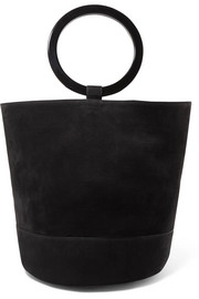 Bonsai 30 nubuck bucket bag