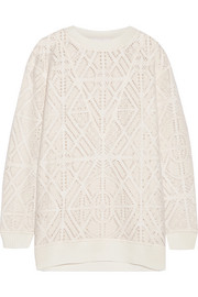 See by Chloé Open-knit sweater