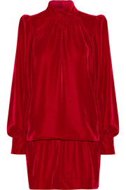 Marc Jacobs Velvet mini dress