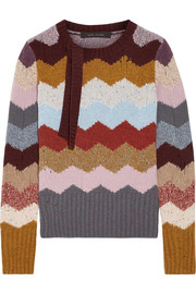 Marc Jacobs Intarsia cashmere sweater