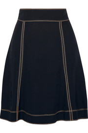 Marc Jacobs Crepe skirt